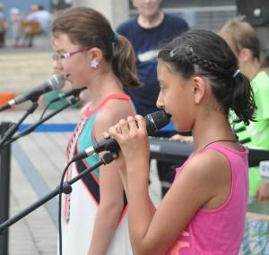 Sängerinnen