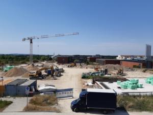 2019-07-01 Übersicht Baustelle